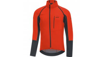Gore C7 Gore Windstopper Pro Zip-Off wheel- jersey long sleeve men