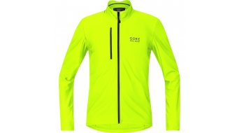 GORE Bike Wear Element Thermo maillot manga larga Caballeros color neón amarillo