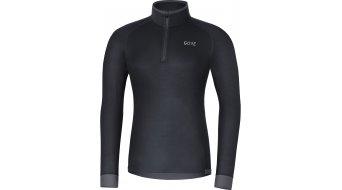 GORE M Thermo camiseta ligero(-a) Caballeros M negro/terra grey
