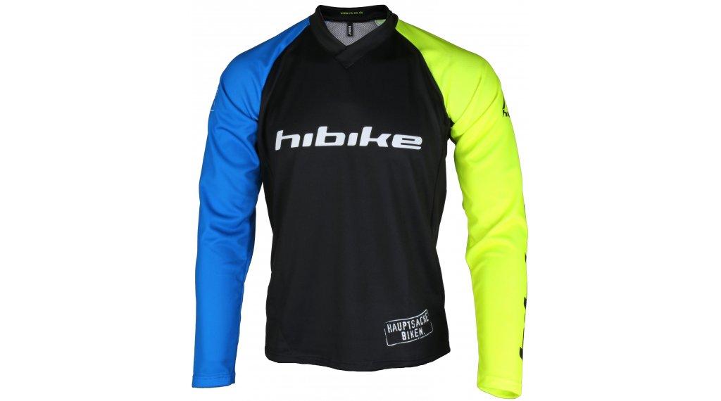HIBIKE Racing Team Elite Trikot langarm loosefit Herren-Trikot Gr. S (2)