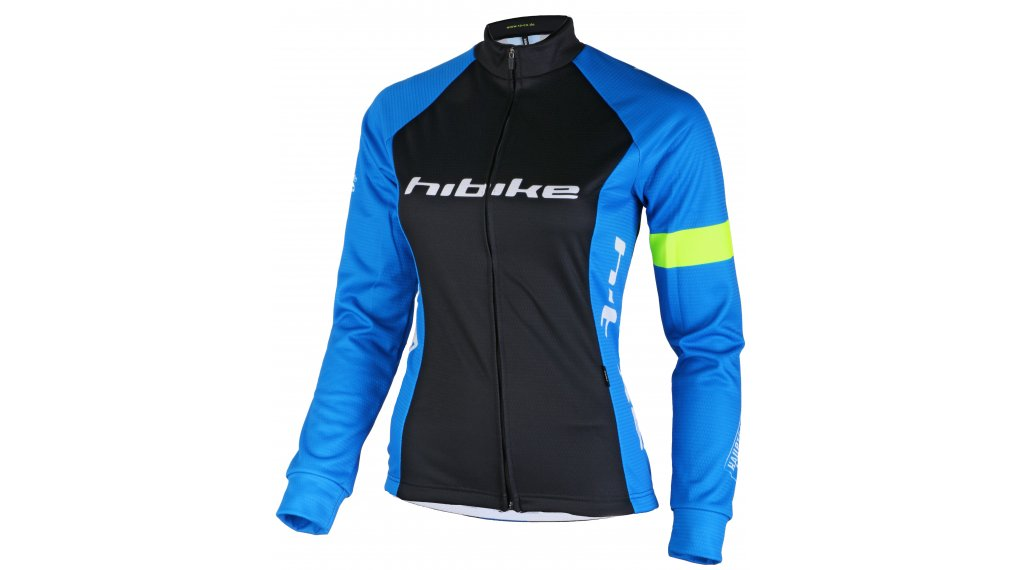 HIBIKE Racing Team Elite Thermo Trikot langarm Damen-Trikot Gr. XS (1)