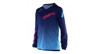 100% R-Core Supra DH maglietta manica lunga bambini . blue