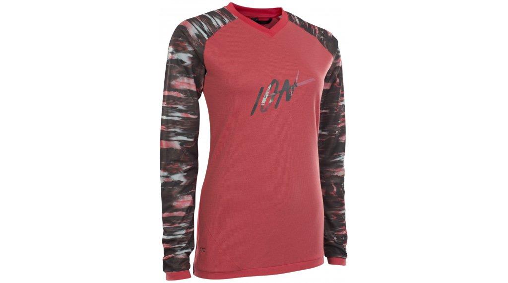ION Scrub AMP Trikot langarm Damen Gr. XS (34) pink isback