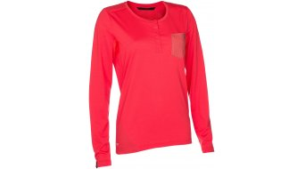 ION Motion jersey long sleeve ladies- jersey size XL hibiscus