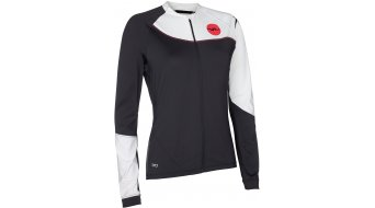 ION Verta Full Zip jersey long sleeve ladies- jersey size XS (34) black