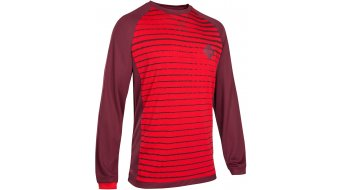 ION Scrub AMP jersey long sleeve men- jersey size XL (54) combat red