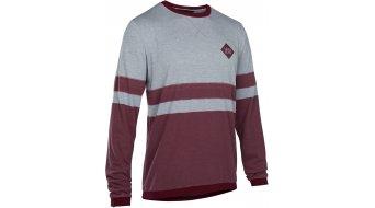 ION Seek AMP jersey long sleeve men- jersey grey melange