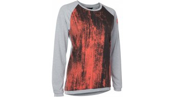 ION Seek WMS MTB- jersey long sleeve ladies grey melange