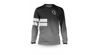 Loose Riders C/S Dipped jersey long sleeve mono chrome e