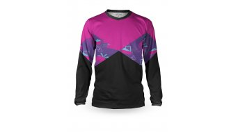 Loose Riders Cult of Shred Party Zone tricot lange mouw pink/black