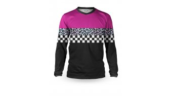Loose Riders Cult of Shred Tubular tricot lange mouw pink/black