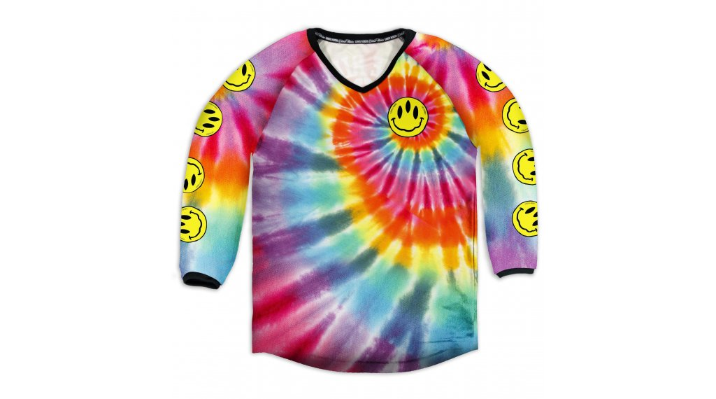 Loose Riders Stocked! Trippy Trikot Kinder langarm Gr. S multicolour