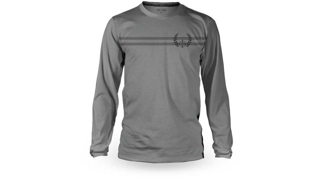 Loose Riders C/S Nico Vinkt Signature maglietta manica lunga da uomo mis. S laurel grigio