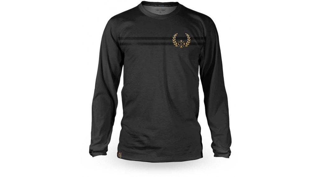Loose Riders C/S Nico Vinkt Signature maglietta manica lunga da uomo mis. S laurel nero