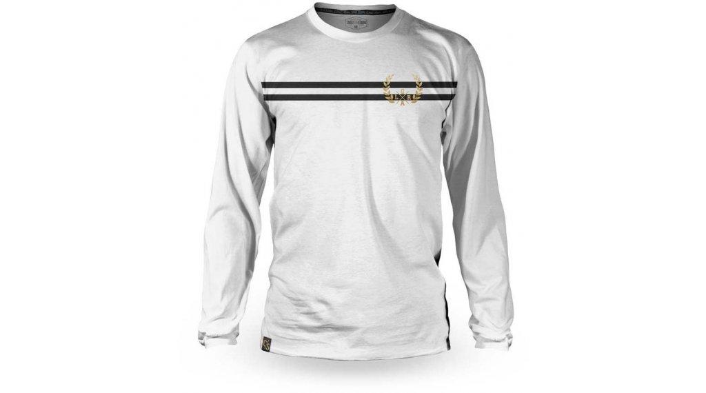 Loose Riders C/S Nico Vinkt Signature maglietta manica lunga da uomo mis. XL laurel bianco