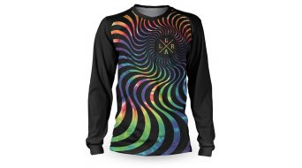Loose Riders Acid Cult maglietta manica lunga unisex . black/multicolor