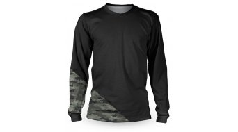 Loose Riders Basic Camo maillot manches longues unisex taille black/grey