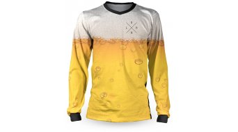 Loose Riders Cheers maillot manga larga unisex amarillo/blanco