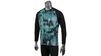Loose Riders Forest Teal maillot manches longues hommes taille black/light blue