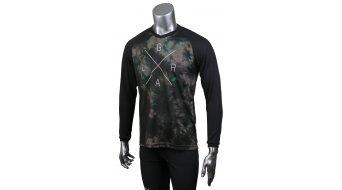 Loose Riders LRXGA dres dlouhý rukáv pánské black/gray