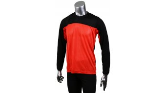 Loose Riders Pro Series Orange maillot manches longues hommes taille orange/black