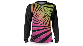 Loose Riders Vertigo Color tricot lange mouw ennisex black/multicolor
