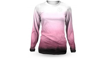 Loose Riders Fade Warm tricot lange mouw dames rose/white/black