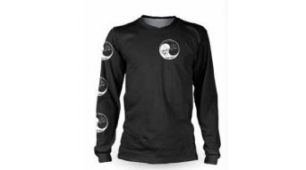 Loose Riders Yin & Yang Grey maglietta manica lunga unisex mis. L black/white