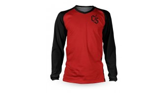Loose Riders C/S Red Trikot Langarm red/black