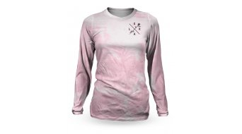 Loose Riders Clouds maillot manches longues femmes taille rose