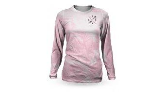 Loose Riders Clouds maglietta manica lunga da donna . pink