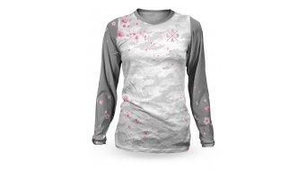 Loose Riders Sakura Grey jersey long sleeve ladies grey