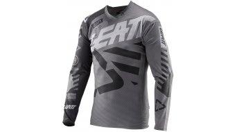 Leatt DBX 4.0 Ultraweld 领骑服 长袖 型号 S steel