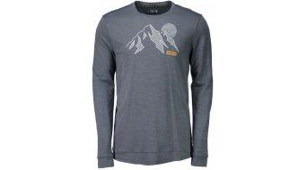 Maloja SultenM. tricot lange mouw heren-tricot Multisport Jersey maat. M waterfall- Sample