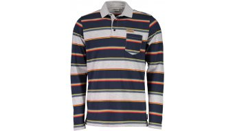 Maloja OssM. Polo-Shirt langarm Herren Gr. M mountain lake - Sample