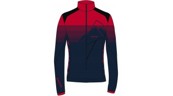 Maloja MaterdellM. Ski Mountaineering Race Shirt maglietta manica lunga da uomo mis. M mountain lake- SAMPLE