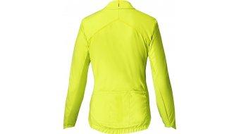Mavic Mistral Trikot langarm Damen Gr. S safety yellow