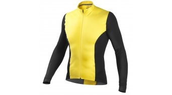Mavic CXR Ultimate Trikot langarm Herren-Trikot Gr. XXL yellow mavic/black