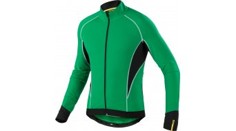 Mavic Cosmic Elite thermo jersey long sleeve men- jersey athletic green x
