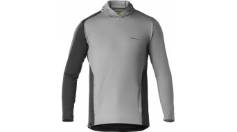 Mavic XA Elite LS Hoodie MTB- jersey long sleeve men- jersey pirate black