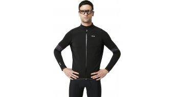Oakley Convertible Shell road bike- jersey long sleeve men blackout