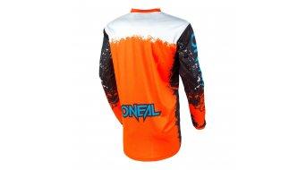 ONeal Element Impact MTB-Trikot Herren langarm Gr. M black/orange