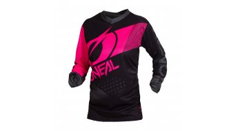 ONeal Element Factor MTB-Trikot Damen langarm black/pink