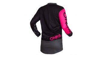 ONeal Element Factor MTB-Trikot Damen langarm Gr. S black/pink