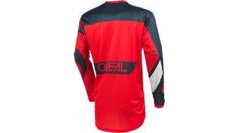 ONeal Element Racewear Trikot langarm Herren Gr. M red/gray