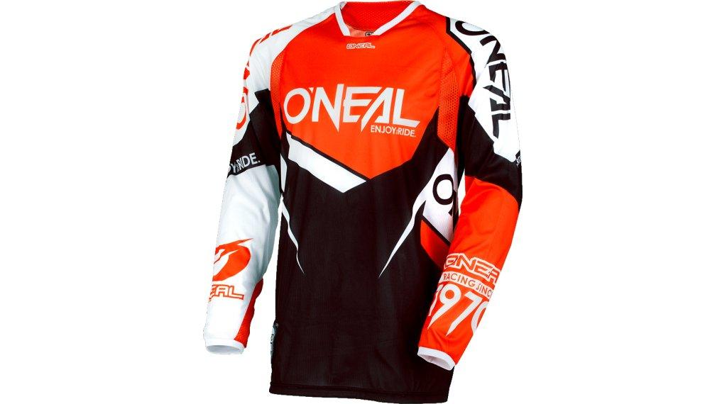 ONeal Hardwear Flow TRUE MX- jersey long sleeve size M orange 2018