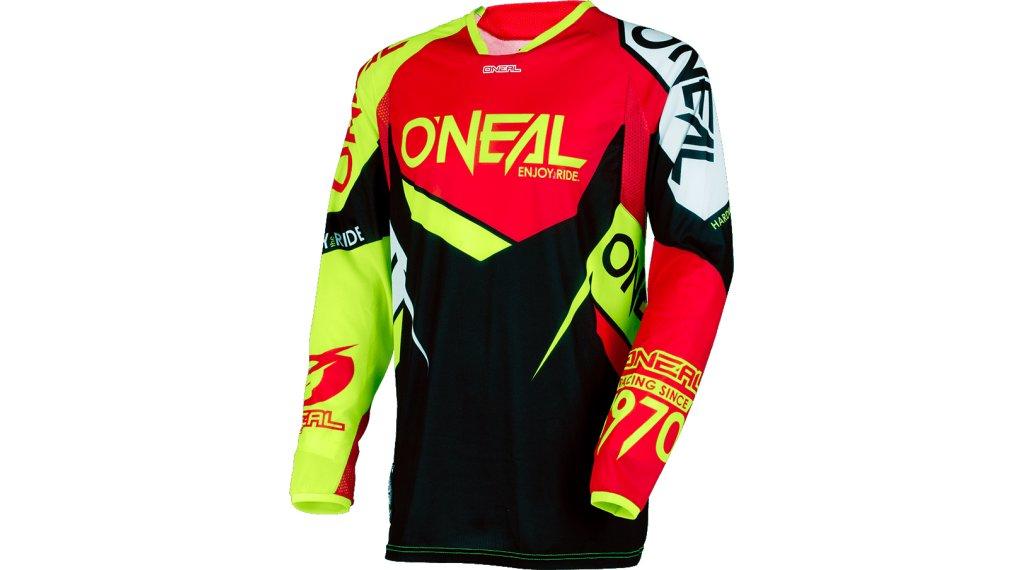 ONeal Hardwear Flow TRUE MX- jersey long sleeve size S red 2018