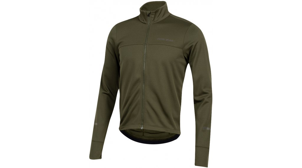 Pearl Izumi Quest Thermal Jersey largo(-a) Caballeros tamaño M forest