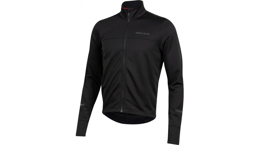 Pearl Izumi Quest Thermal Jersey largo(-a) Caballeros tamaño M negro