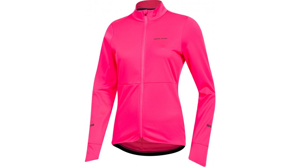 Pearl Izumi Quest Thermal Jersey lang Damen Gr. S screaming pink